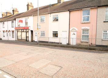 Thumbnail 3 bedroom terraced house to rent in Station Road, Rainham, Gillingham, Kent