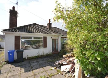 Thumbnail 1 bed semi-detached bungalow for sale in Dundalk Road, Widnes
