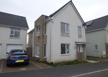 Thumbnail 4 bed detached house for sale in North Prospect, Plymouth, Devon