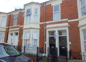 Thumbnail 2 bedroom flat to rent in Farndale Road, Benwell, Newcastle Upon Tyne