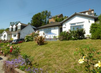 Thumbnail 2 bed detached bungalow for sale in Blackmill Road, Lewistown, Bridgend .