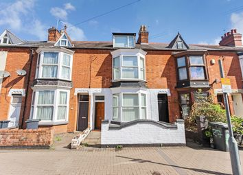 Thumbnail 4 bed terraced house for sale in Upperton Road, Leicester, Leicester