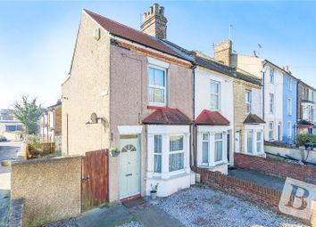 Thumbnail 2 bed end terrace house for sale in Dover Road East, Gravesend, Kent