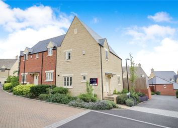 Thumbnail 3 bed end terrace house to rent in Griffiths Close, Cirencester