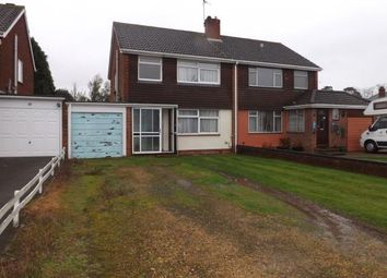 Thumbnail 3 bed semi-detached house for sale in Painswick Close, Sarisbury Green, Southampton