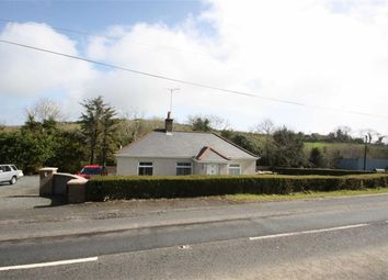 Thumbnail 3 bed detached bungalow for sale in Edendarriff Road, Ballynahinch, Down