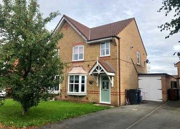 Thumbnail 3 bed semi-detached house for sale in Northgate, Farington, Leyland