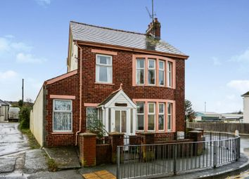 Thumbnail 3 bed detached house for sale in Vergam Terrace, Fishguard