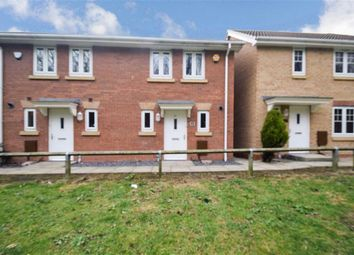 Thumbnail 2 bedroom semi-detached house for sale in Thirlmere Way, Kingwood, Hull