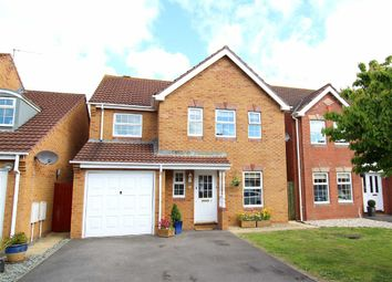 Thumbnail 4 bed detached house for sale in Conference Close, Portishead, North Somerset