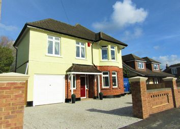 Thumbnail 4 bed detached house for sale in Durley Avenue, Waterlooville, Hampshire