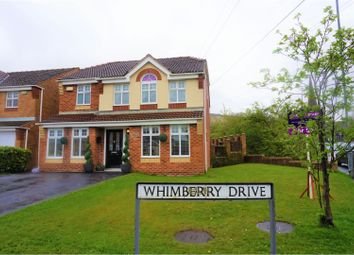 Thumbnail 4 bed detached house for sale in Whimberry Drive, Stalybridge