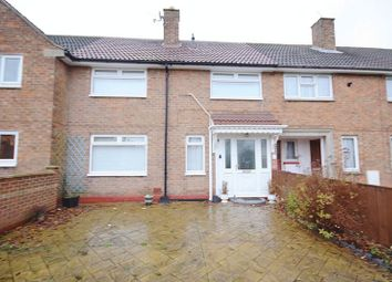 Thumbnail 3 bed terraced house to rent in Silkin Way, Newton Aycliffe