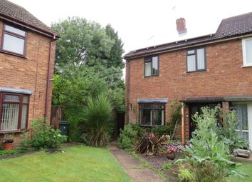 Thumbnail 2 bed end terrace house for sale in William Bree Road, Coventry
