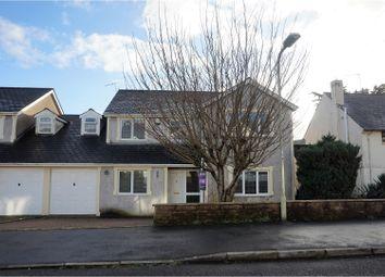 Thumbnail 4 bed link-detached house for sale in Joslin Road, Bridgend