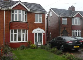 Thumbnail 3 bed semi-detached house to rent in Vicarage Gardens, Scunthorpe
