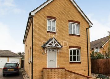 Thumbnail 4 bed detached house for sale in The Southerns, Sutton, Ely