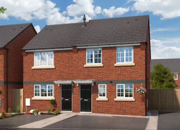"Thumbnail 3 bed property for sale in ""The Cornflower At Lyme Gardens, Stoke-On-Trent"" at Wellington Road, Hanley, Stoke-On-Trent"