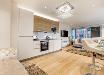 Thumbnail 2 bed flat to rent in Dockside House, 4 Park Street, London