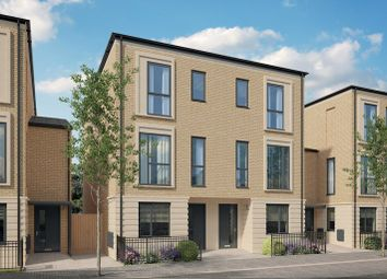 Thumbnail 4 bed town house for sale in Mulberry Park, Combe Down, Bath