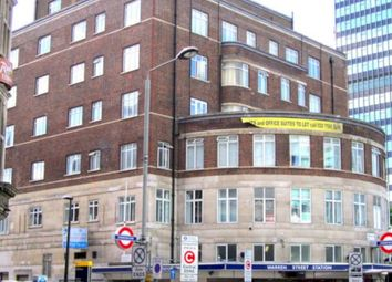 Thumbnail 2 bed flat to rent in Euston Road, London