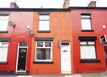 Thumbnail 2 bedroom terraced house for sale in Vincent Street, Liverpool