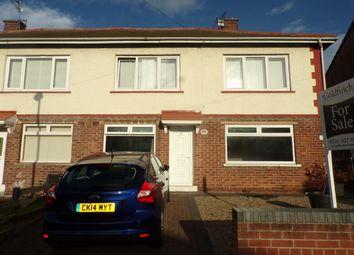 Thumbnail 1 bed flat for sale in Selkirk Street, Jarrow