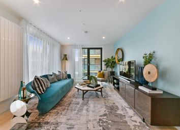 Thumbnail 2 bed flat for sale in 13B.04.08, John Cabot House, Royal Wharf