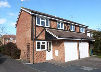 Thumbnail 2 bedroom end terrace house to rent in Statham Court, Bracknell, Berkshire