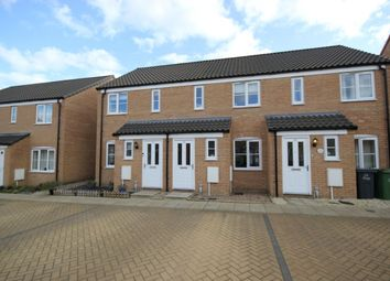 Thumbnail 2 bed terraced house for sale in Avocet Rise, Sprowston, Norwich