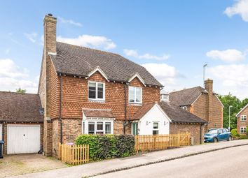 Thumbnail 4 bed detached house for sale in Bluebell Close, East Grinstead, West Sussex