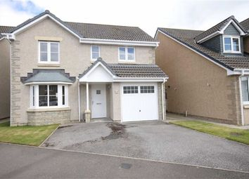Thumbnail 4 bed detached house for sale in Linkwood Avenue, Elgin