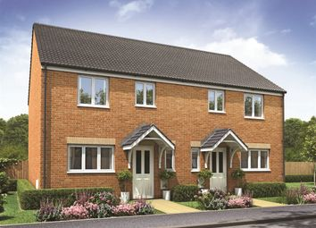 """Thumbnail 3 bed terraced house for sale in """"The Chester"""" at White Street, Martham, Great Yarmouth"""
