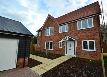 Thumbnail 5 bed detached house for sale in Little Canfield, Essex