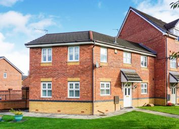 3 bed end terrace house for sale in Rushway Avenue, Manchester M9