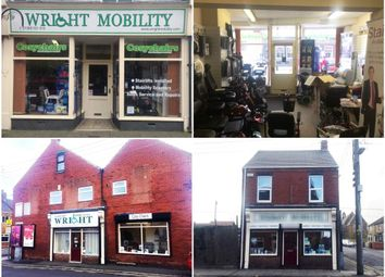 Thumbnail Commercial property for sale in Newgate Street, Bishop Auckland