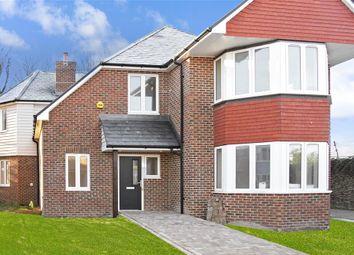 Thumbnail 5 bedroom detached house for sale in Hengist Road, Minnis Bay, Birchington, Kent