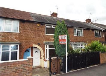 Thumbnail 2 bed terraced house for sale in Pomfret Avenue, Luton, Bedfordshire