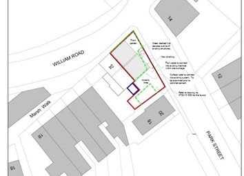 Thumbnail Land for sale in Park Street, Wisbech