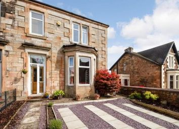 Thumbnail 5 bed semi-detached house for sale in Braeside Avenue, Rutherglen, Glasgow, South Lanarkshire