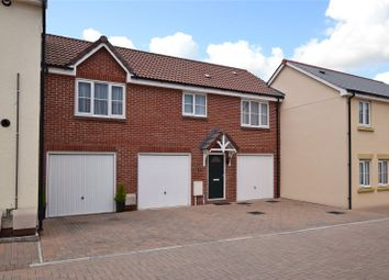 Thumbnail 2 bed terraced house for sale in Amberside Square, Tigers Way, Axminster, Devon
