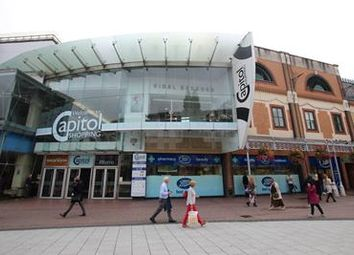 Thumbnail Retail premises to let in Nsu9 Capitol Shopping Centre, Queen Street, Cardiff