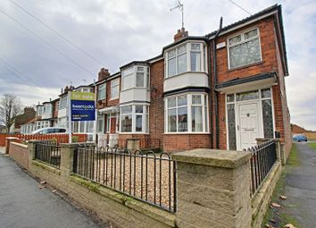 Thumbnail 3 bed end terrace house for sale in Pickering Road, Hull