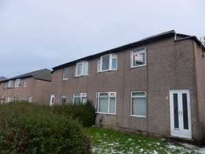 Thumbnail 3 bed maisonette for sale in Croftend Avenue, Glasgow