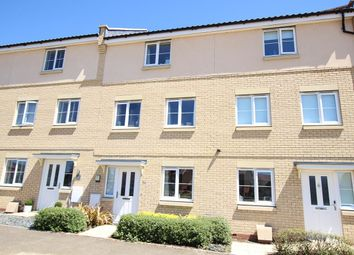 Thumbnail 4 bed town house for sale in Masons Drive, Great Blakenham, Ipswich, Suffolk