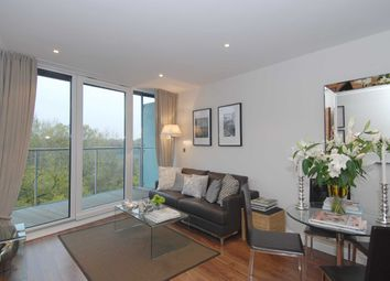 Thumbnail 1 bed flat to rent in Lanson Building, Chelsea Bridge Wharf, Battersea, London