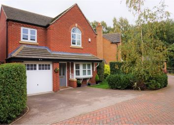 Thumbnail 4 bed detached house for sale in Millbank Place, Nottingham