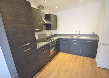 Thumbnail 2 bed flat to rent in Central Court, Lincoln Road, Peterborough