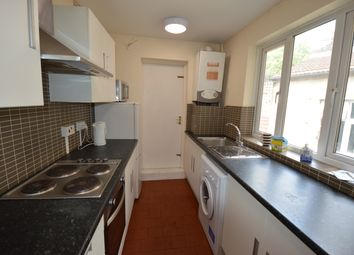 Thumbnail 8 bed maisonette to rent in Queens Crescent, Kentish Town