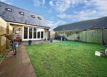 Thumbnail 2 bed semi-detached house for sale in Folly Close, Eynesbury, St. Neots